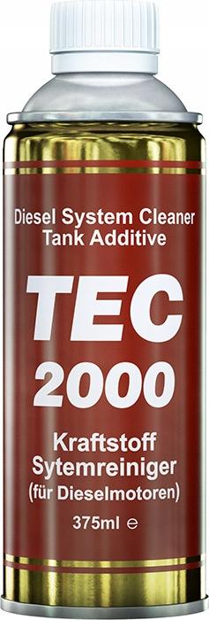 TEC2000 Diesel System Cleaner 375ML