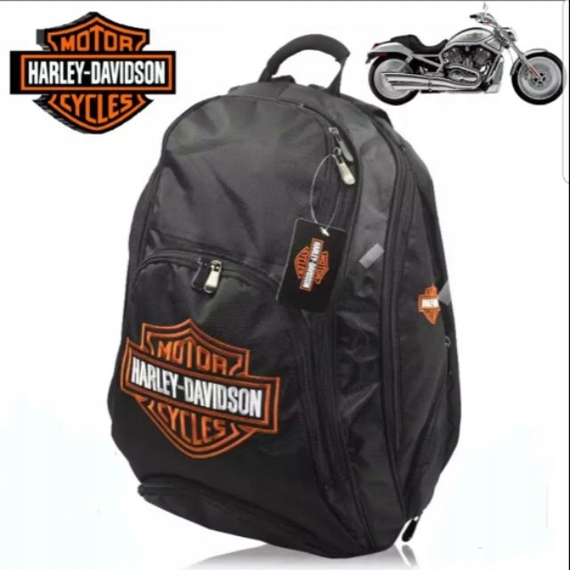 Plecak Harley Davidson 2 KOLORY - PROMOCJA