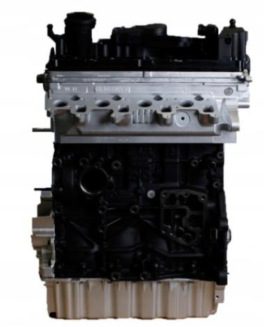 двигатель после регенерации 16 tdi cayc cayb cay