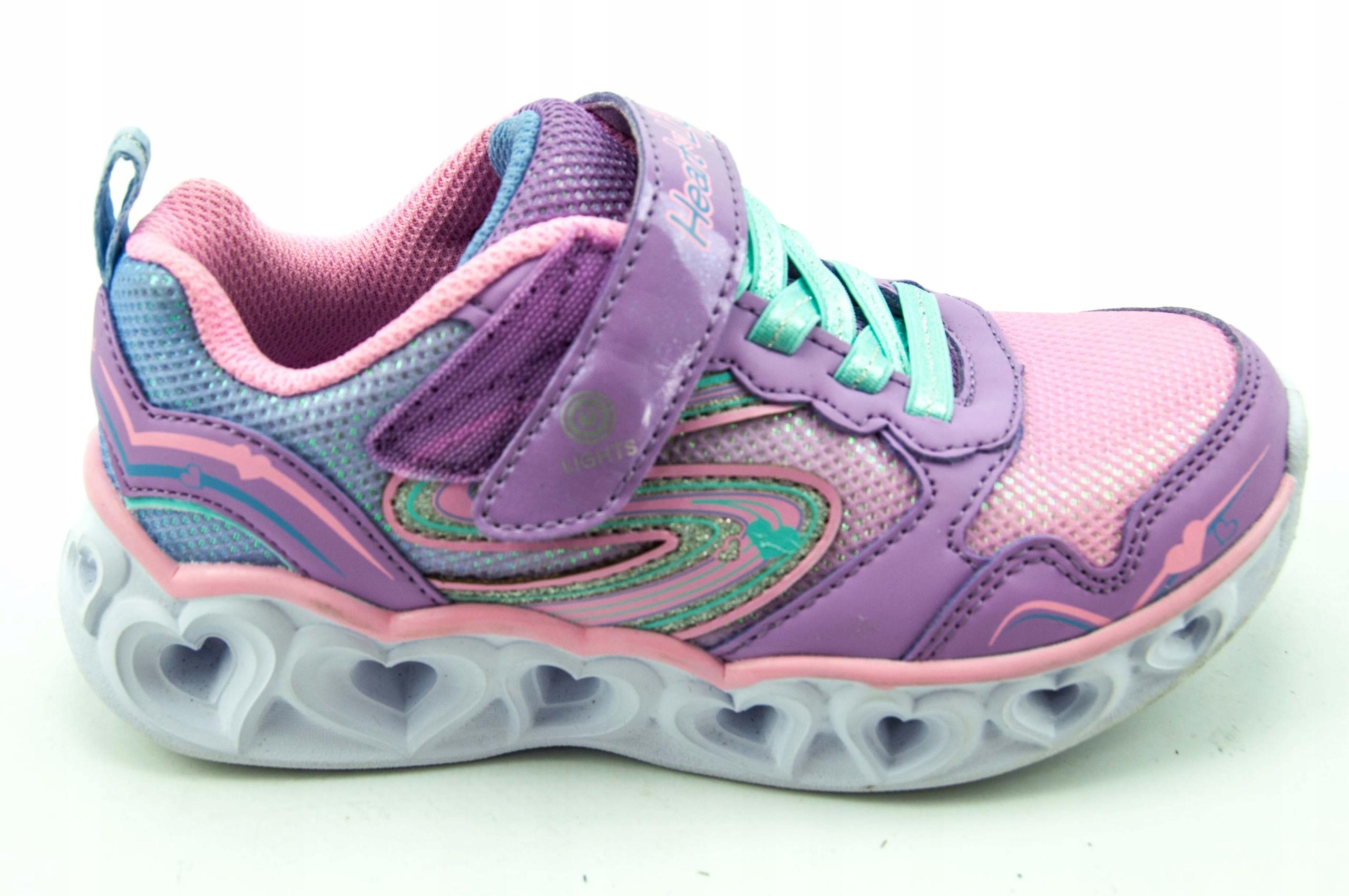 Buty Skechers Sneakersy R 29 18 5cm Uzywane Wada 9337164547 Allegro Pl