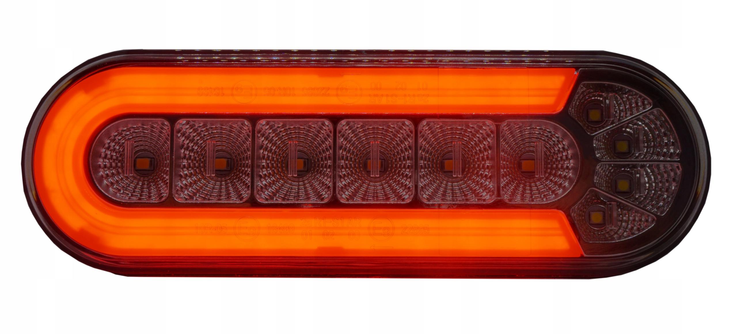 лампа фонарь led неон динамический червей 1224v