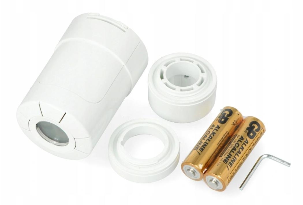 Głowica termostatyczna, grzejnikowa POPP Z-Wave Marka Popp