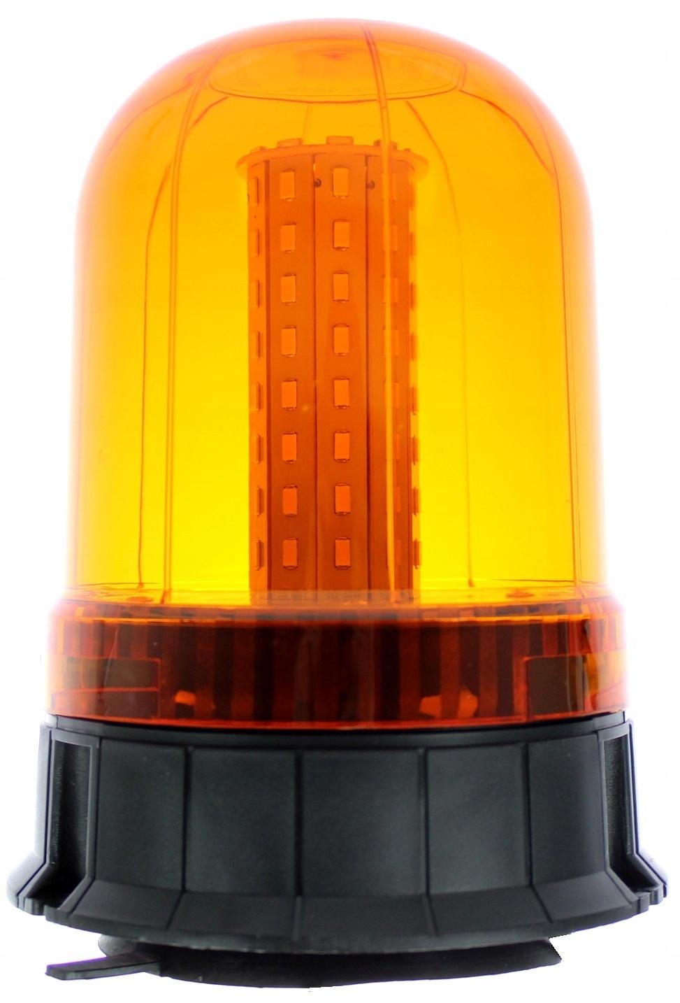 лампа предупреждения петух 80 led smd вспышка 1224