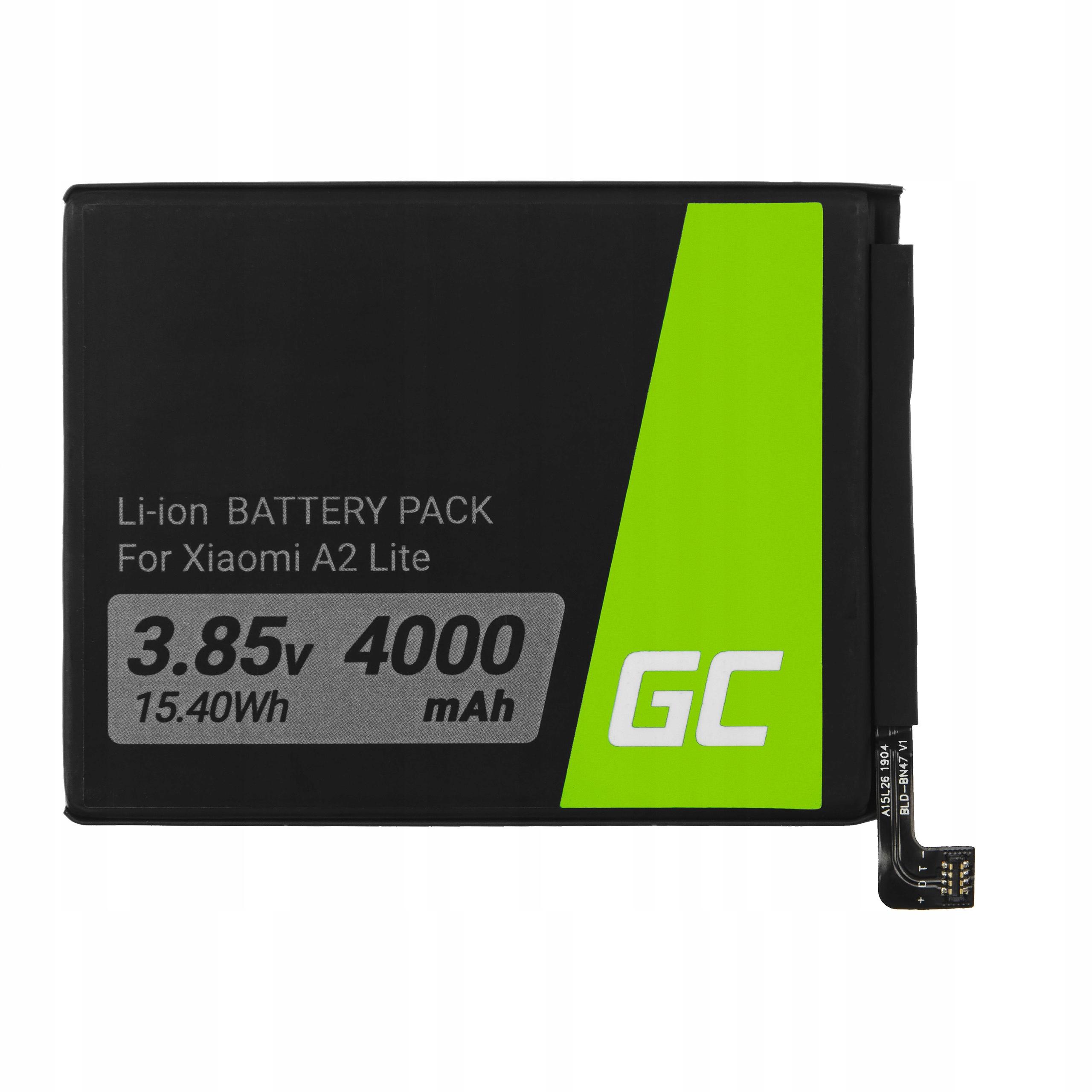 Bateria M1805D1SC do telefonu Xiaomi