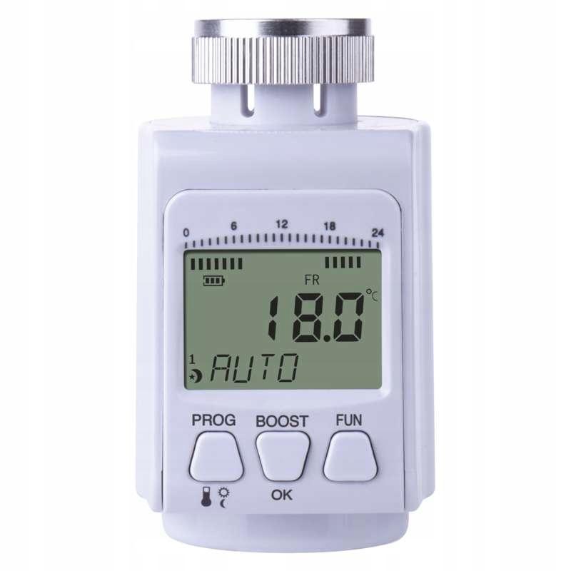 Cyfrowa głowica termostatyczna T30