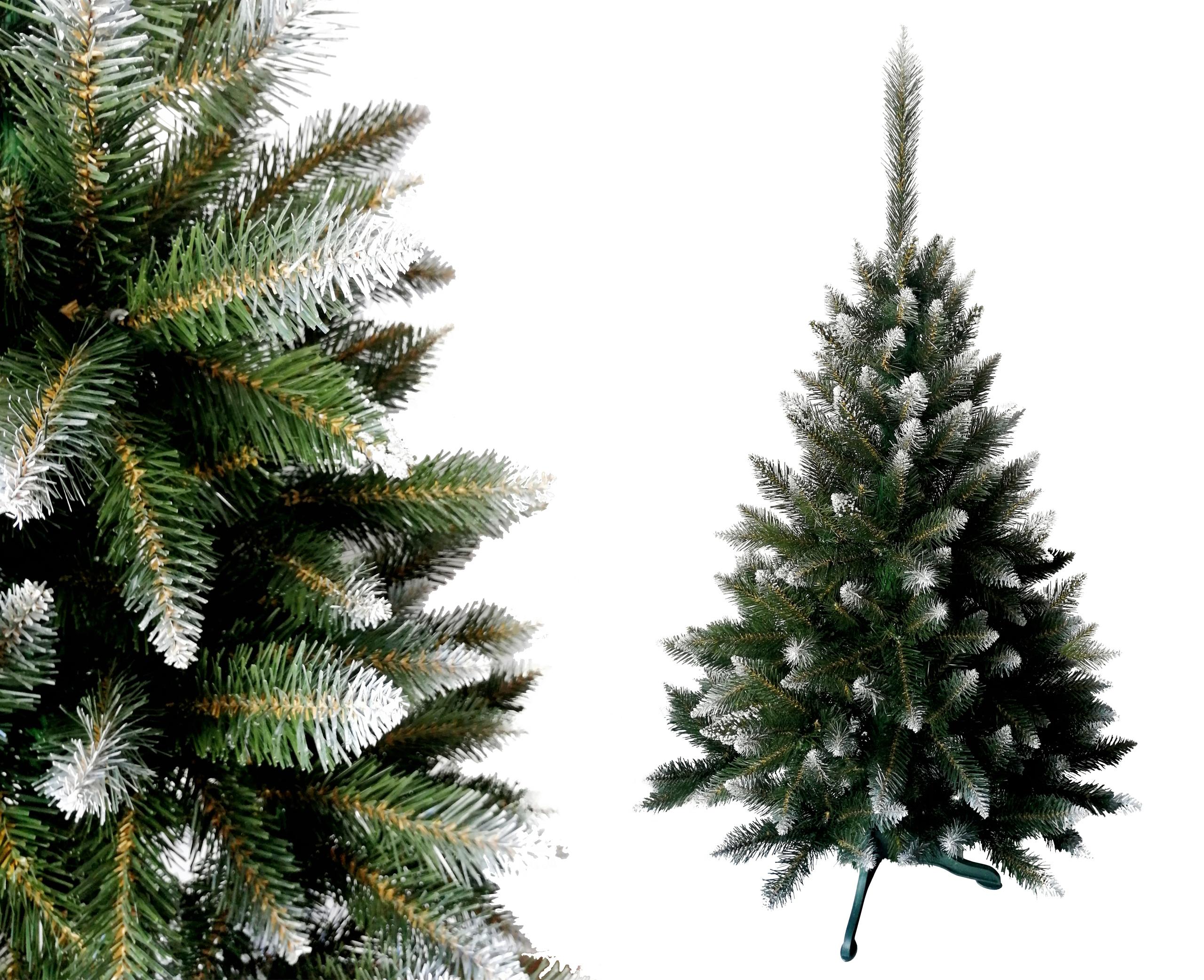 Umelý vianočný stromček STROM SMREHOVÝ 1,0 m
