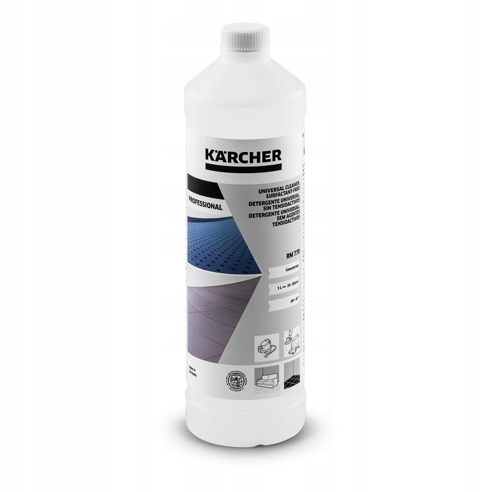 Универсальная чистящая жидкость Karcher 6.295 489.0 1л