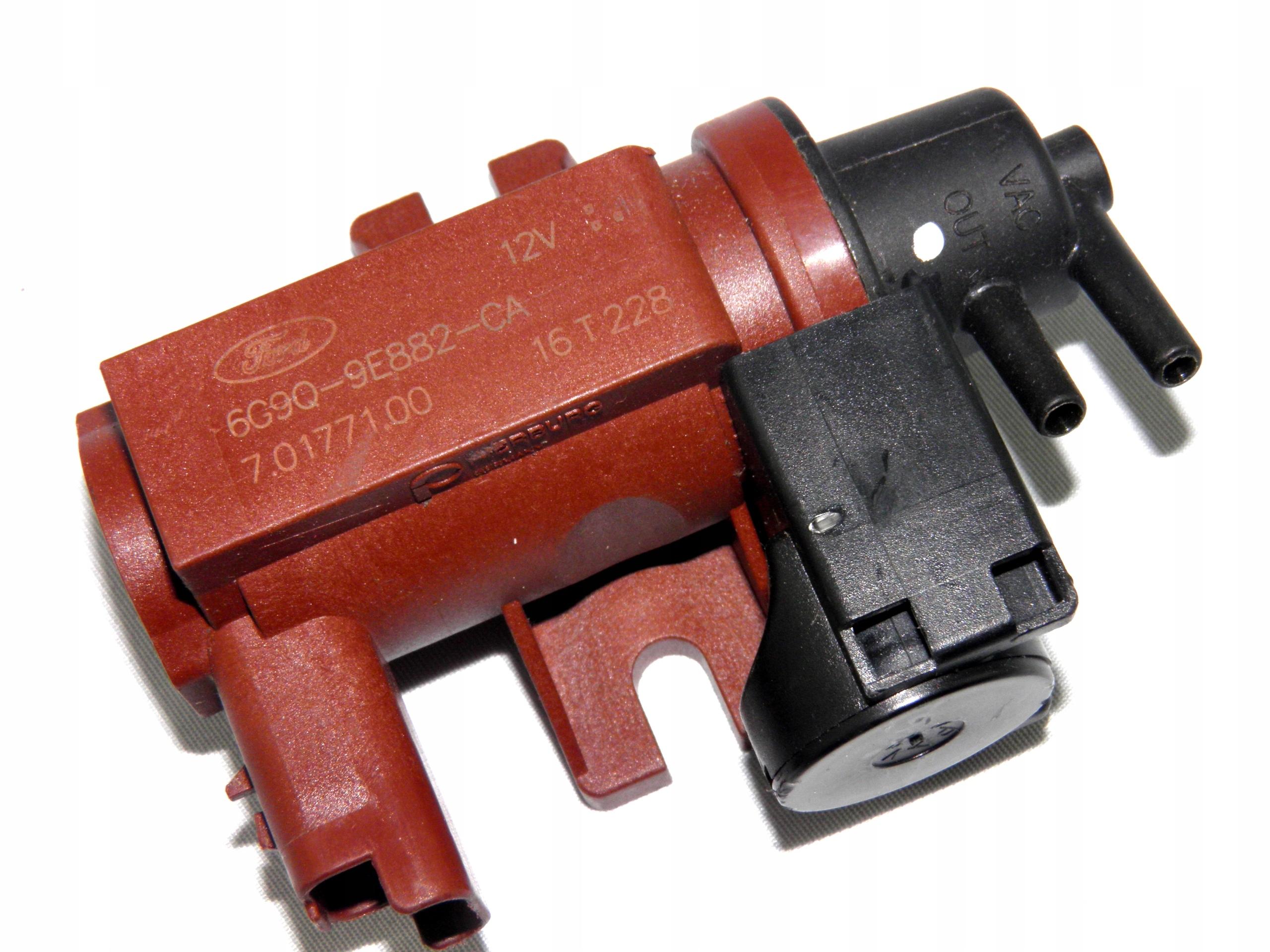 датчик клапан n75 системы рециркуляции ог 6g9q-9e882-ca volvo s40 v50