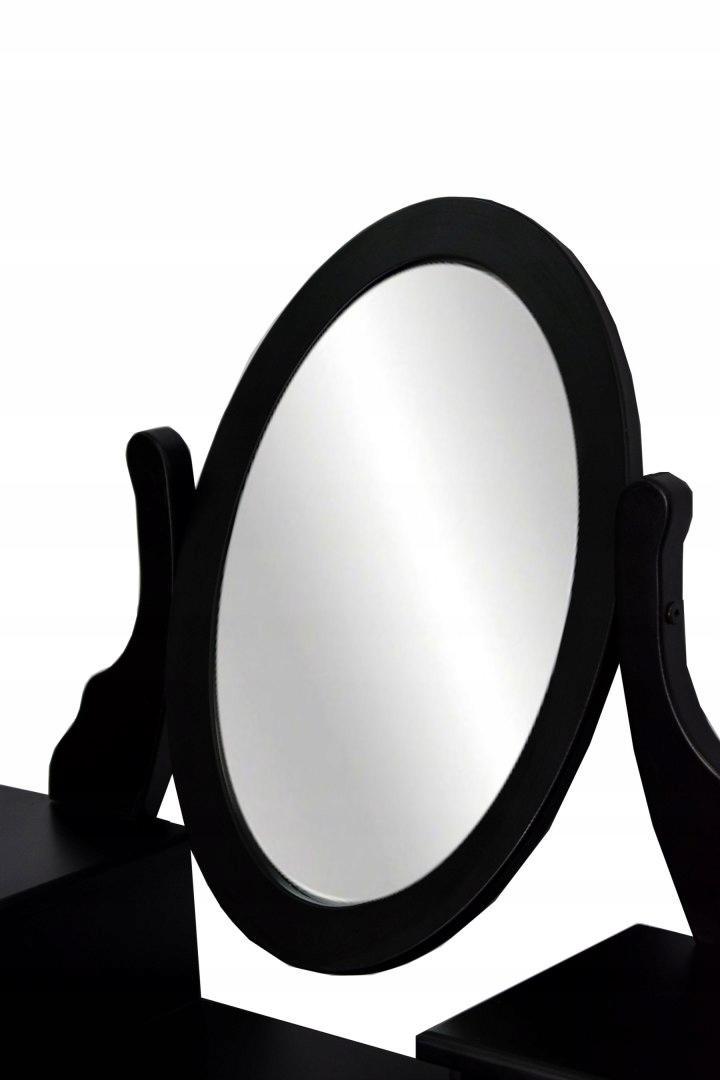 Косметический комод BLACK Large Mirror Stool Бренд Другой производитель