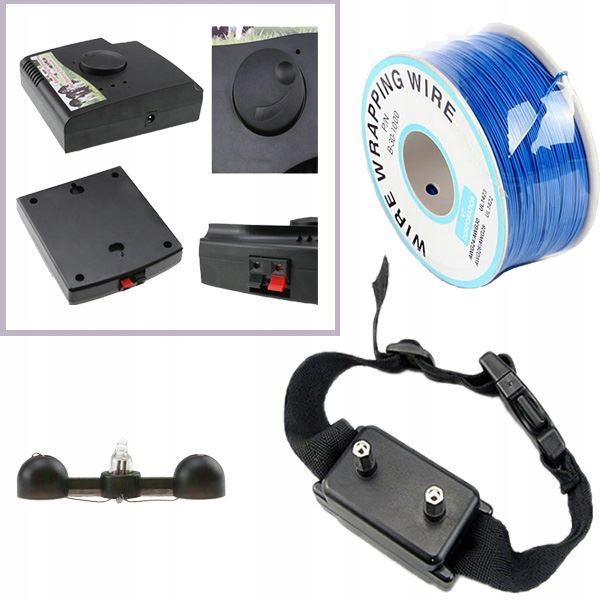 Elektryczny pastuch System dla Psów Ogrodzenie227B EAN 5903899641659