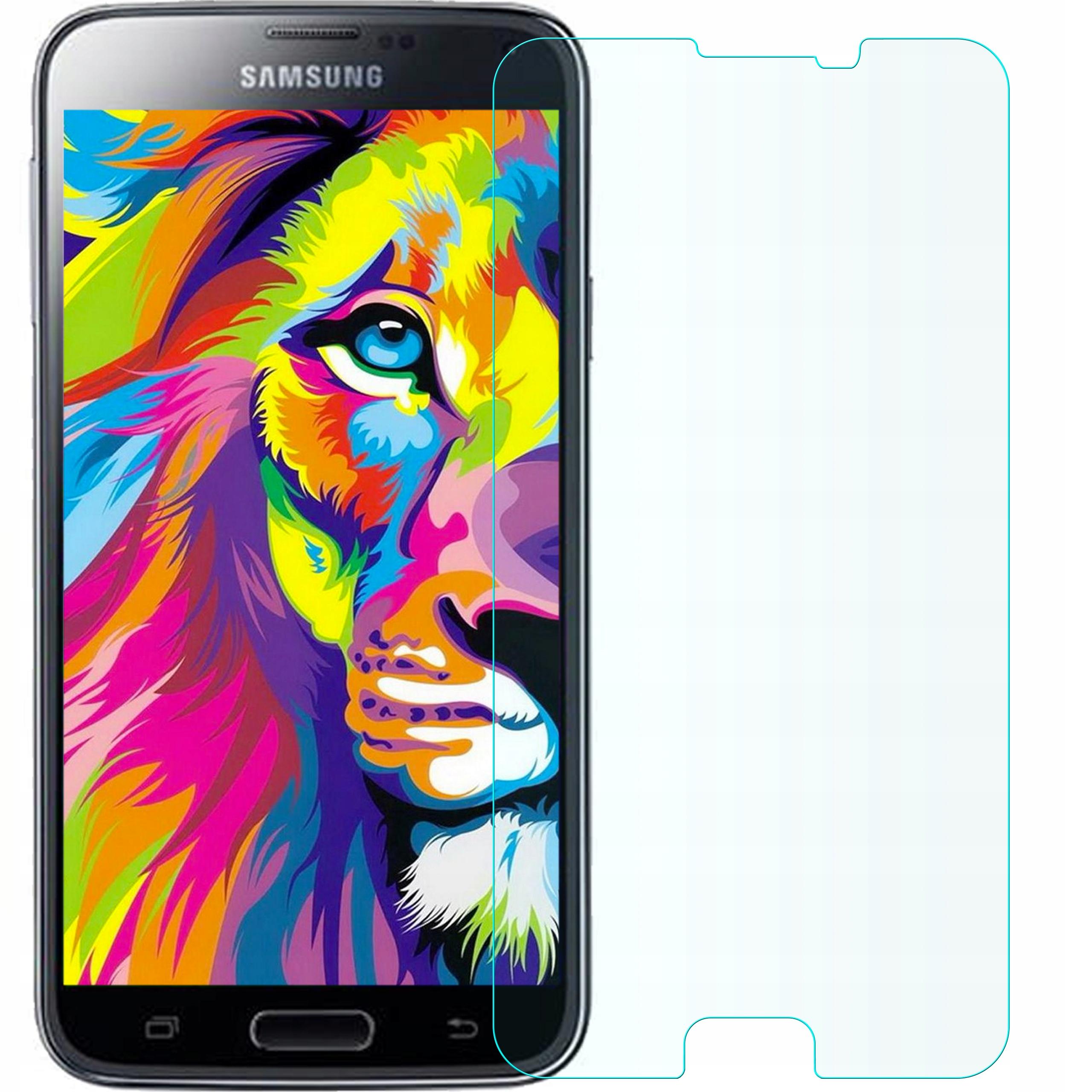 Tvrdené sklo 9H až Samsung Galaxy S5 / S5 NEO