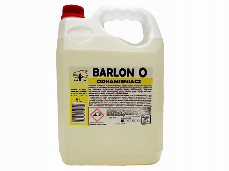 Descaler Barlon О, 5Л очень сильный концентрат