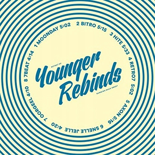 Younger Rebinds - Retro7 EP VINYL