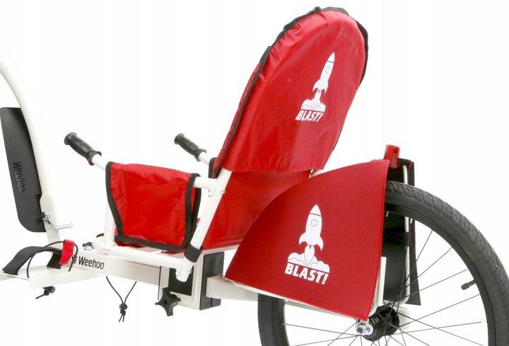 Przyczepka rowerowa dla 1 dziecka Weehoo iGo Blast Kod producenta 895_20160331141330