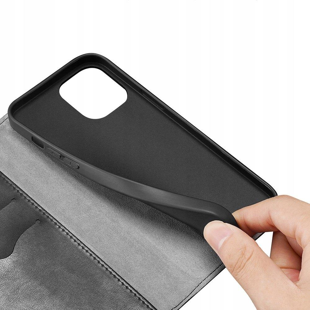 Etui Dux Ducis Kado do iPhone 12 / 12 Pro czarny Przeznaczenie Apple