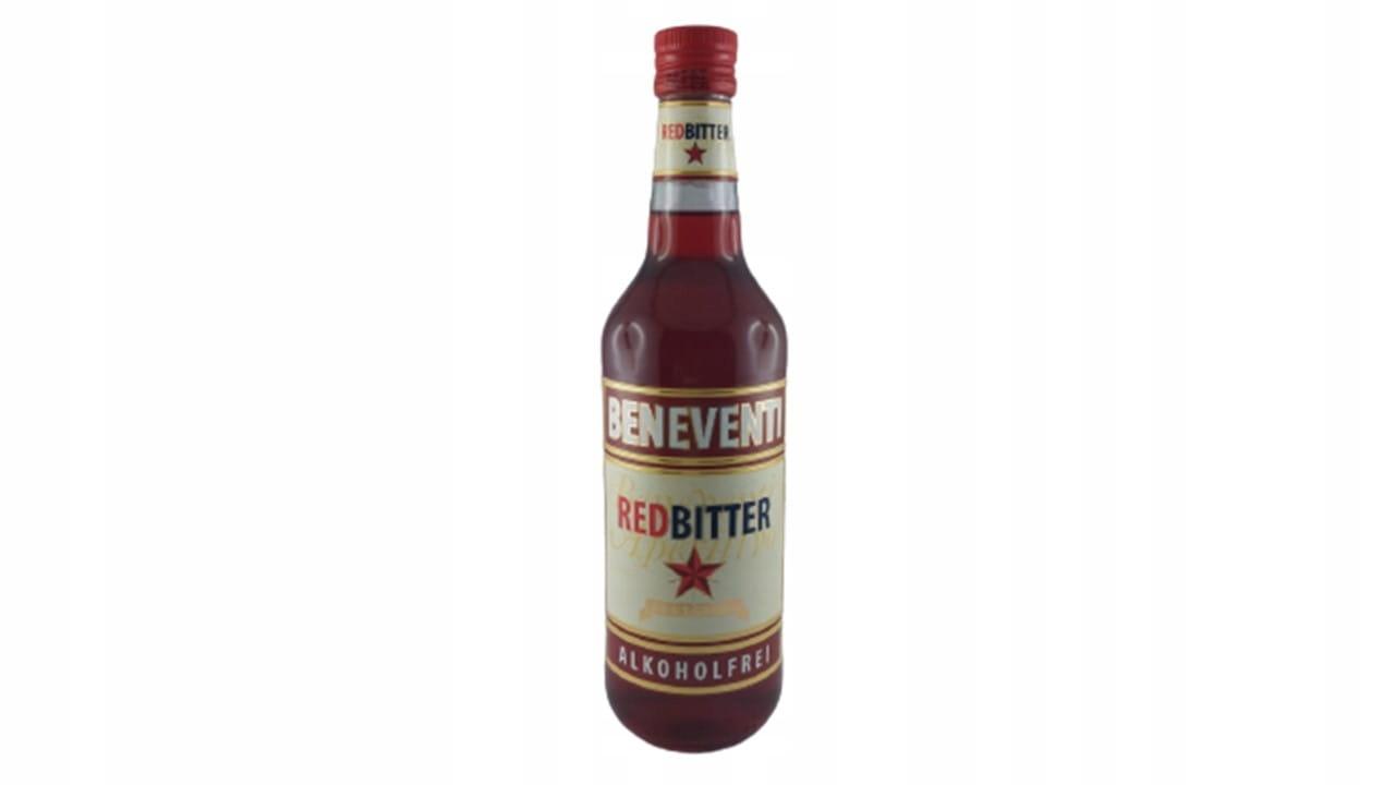BENEVENTI RED BITTER - сироп Aperol, Campari