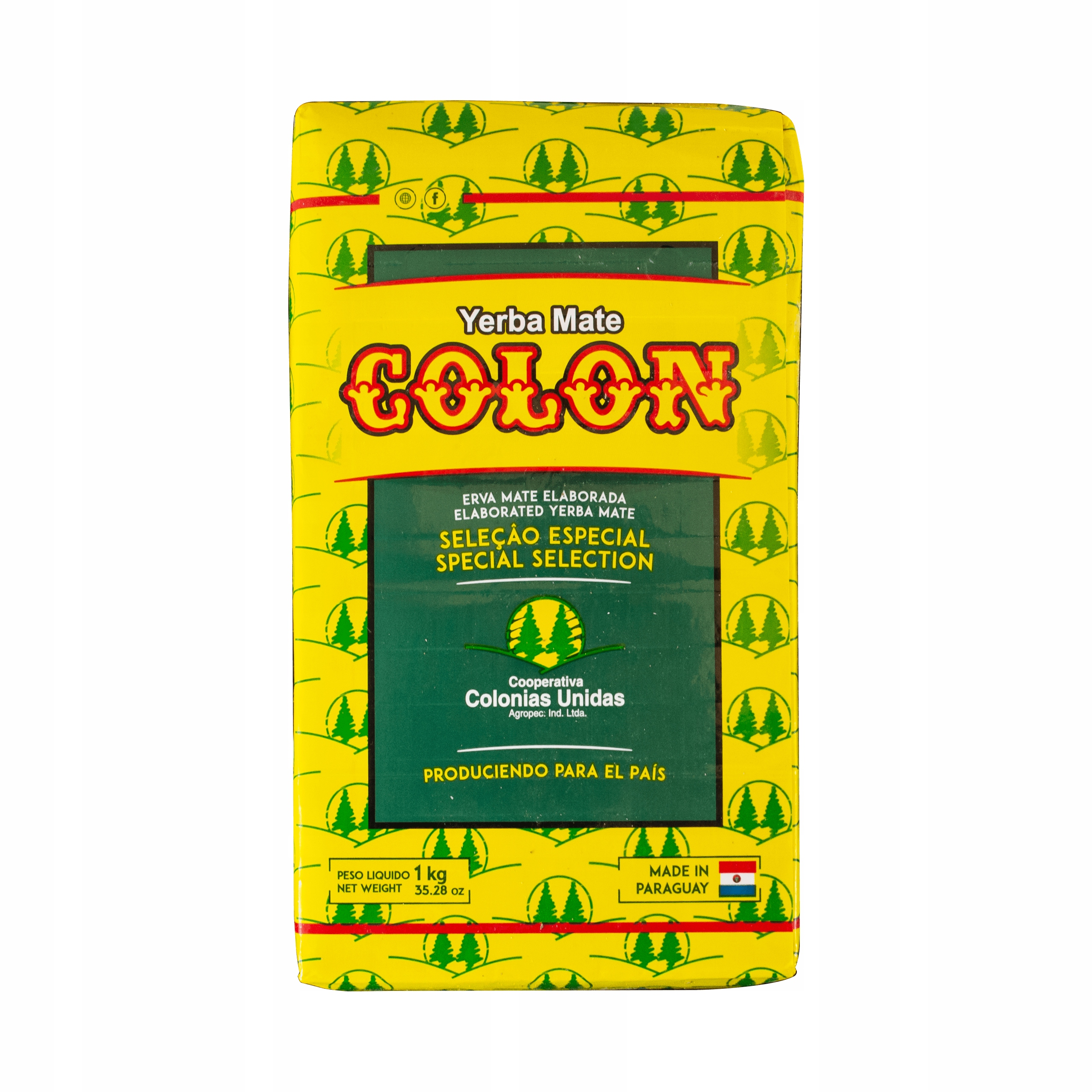 Yerba Mate Colon Seleccion Especial 1kg 1000g