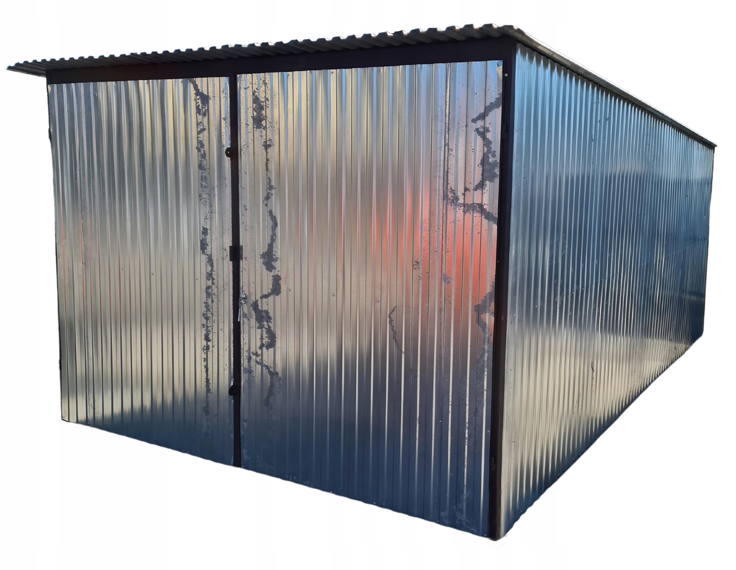 Garage Tin Blaszak для постройки качества 3x5 II
