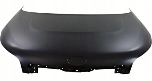 kia soul 2013-2019 маска крышка двигателя новая