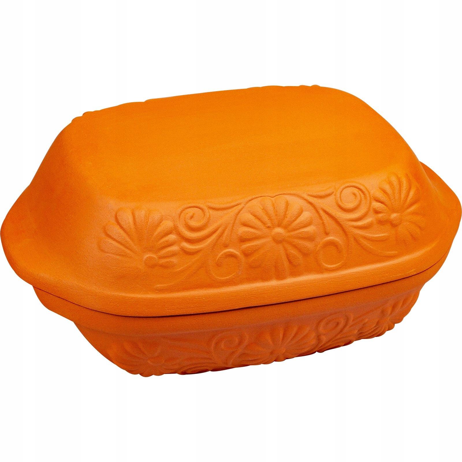 Римский глиняный горшок для хлебных блюд блюдо 4л