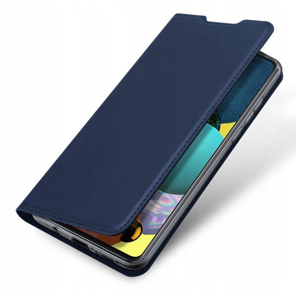Etui DUX DUCIS + szkło do Samsung S20 FE Granatowy Kolor granatowy