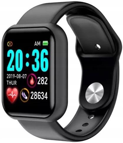 SMARTWATCH zegarek sport для Apple Samsung Huawei