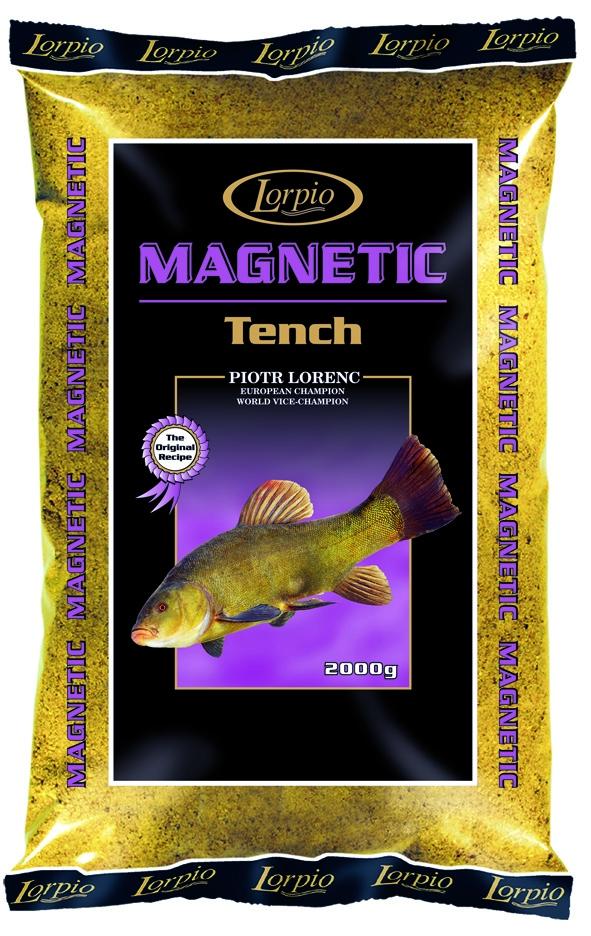 Купить Подкормка LORPIO Magnetic лентам КГ-100 TENCH на Eurozakup - цены и фото - доставка из Польши и стран Европы в Украину.