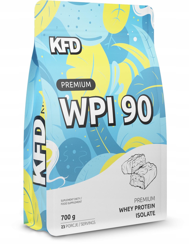 Kfd Premium Wpi 90 Izolat Bialka Lody Waniliowe 8546319269 Allegro Pl