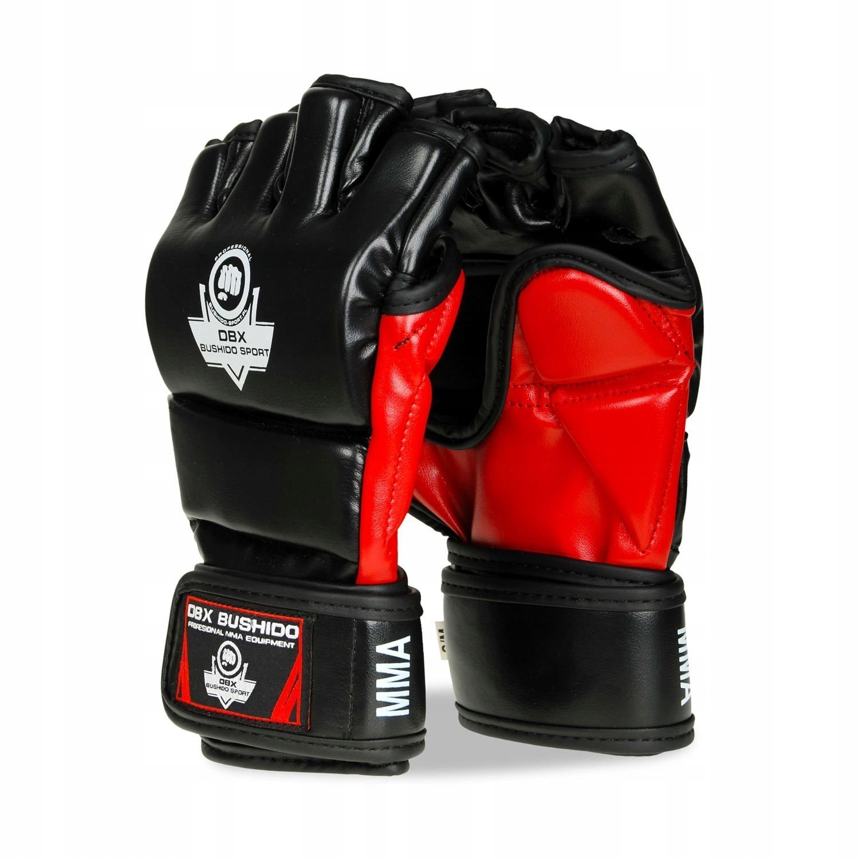 RĘKAWICE для MMA - NA WOREK - BUSHIDO -E1V3 - M