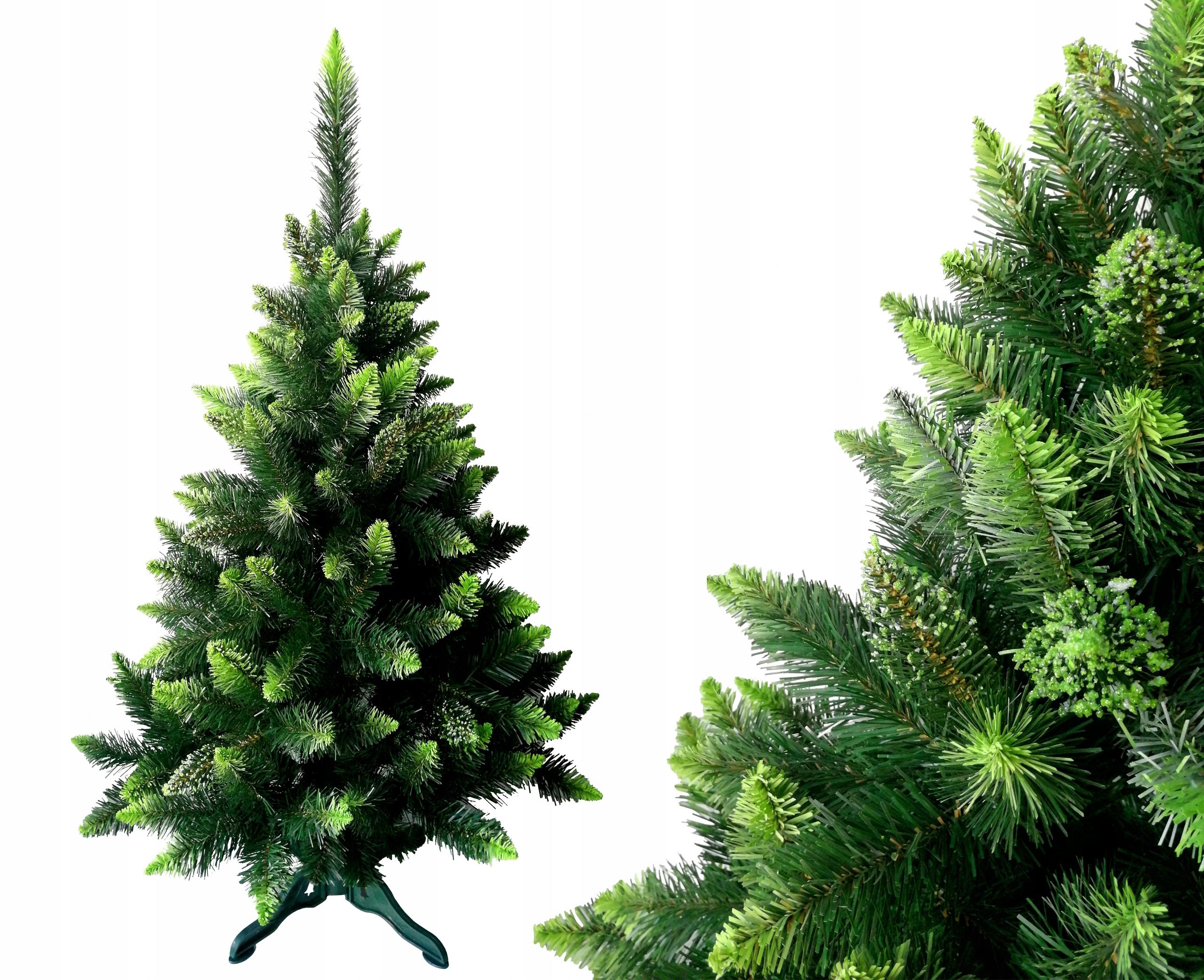 Vianočný stromček GREEN PINE 100CM na stojane