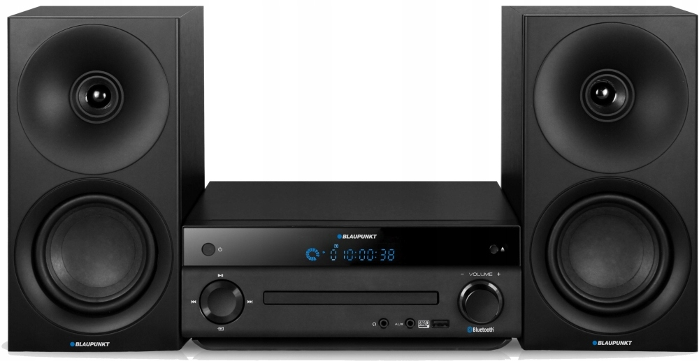 Blaupunkt MS30BT мини-стереосистема CD USB MP3 Bluetooth