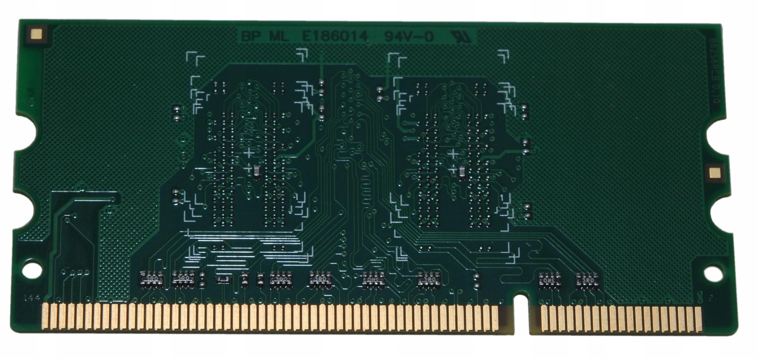 RAM pamäti CB423A 256MB DDR2 PC2-4200 HP P3005D