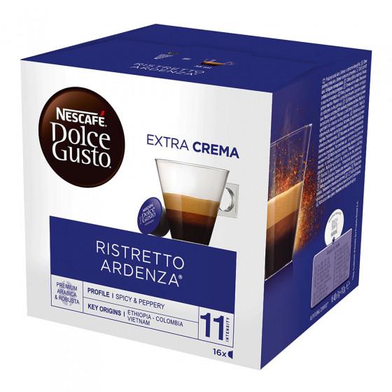 "Kawa w kapsułkach NESCAFÉ Dolce Gusto ""Ristrett..."