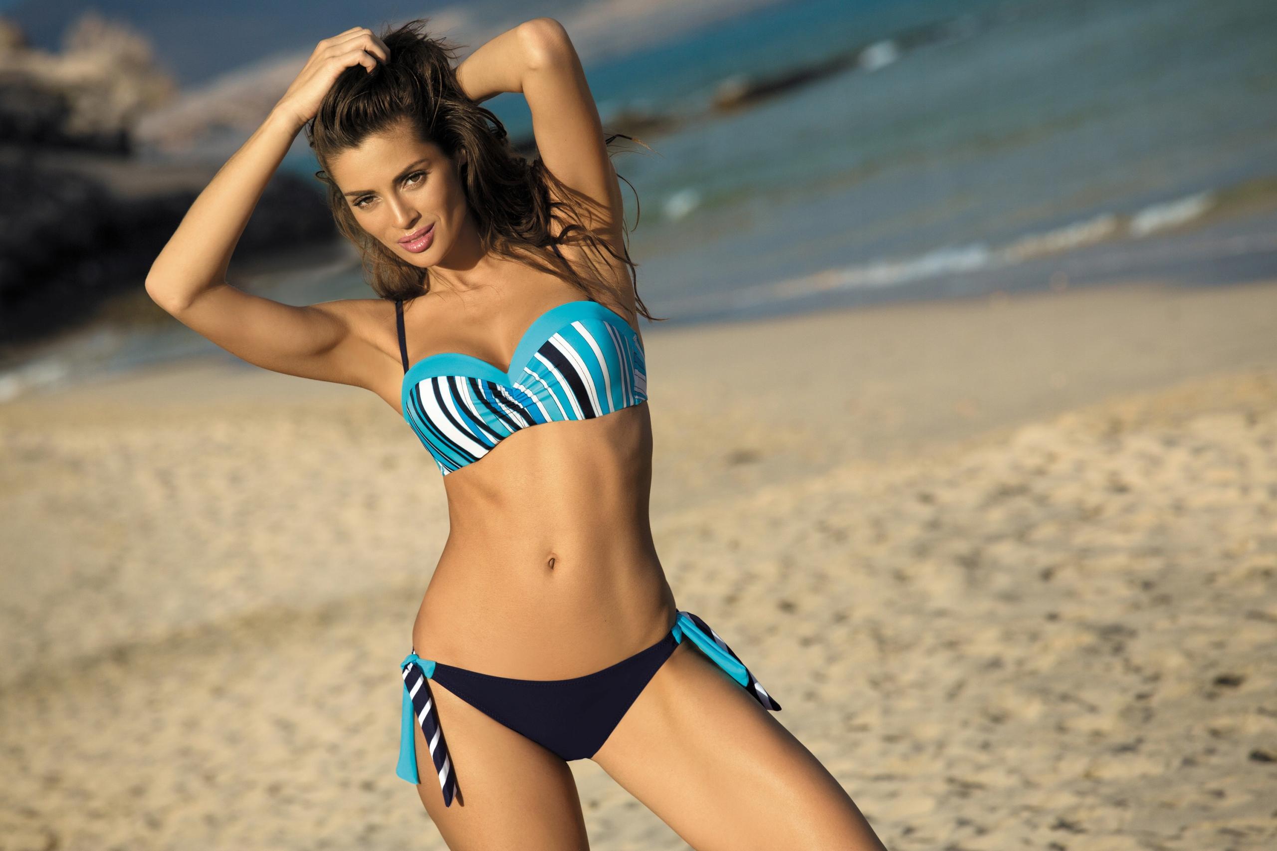 Kostium kąpielowy Melissa Bluebery + Baia M-288 ni