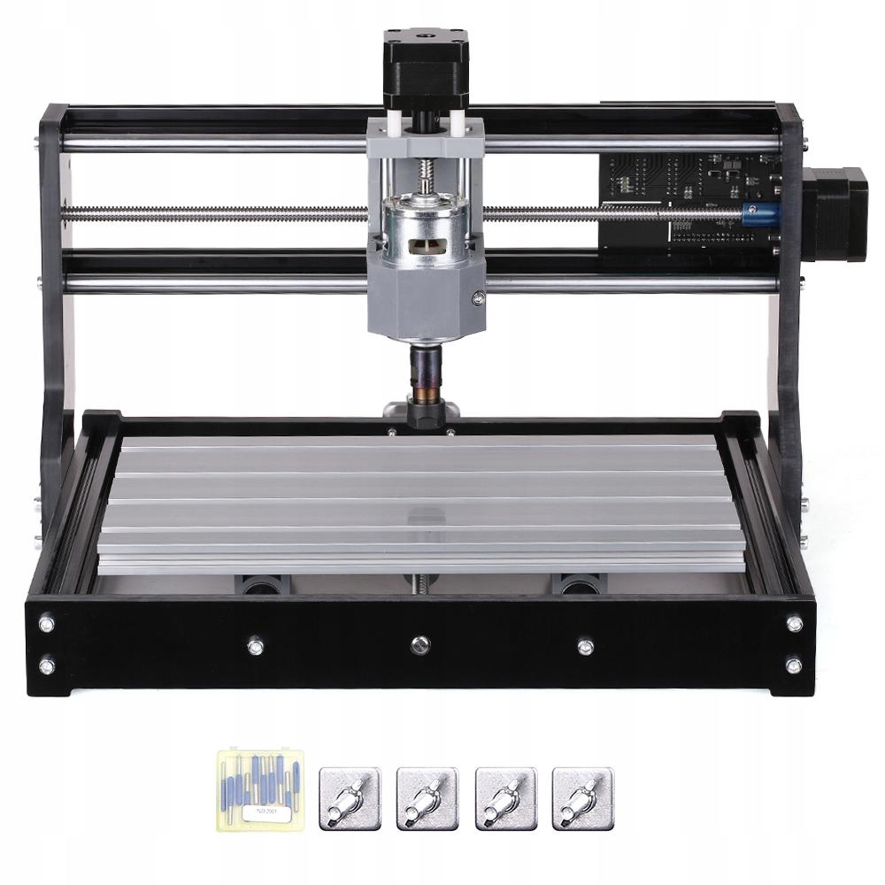 CNC3018 Pro grawerka laserowa Sterowanie