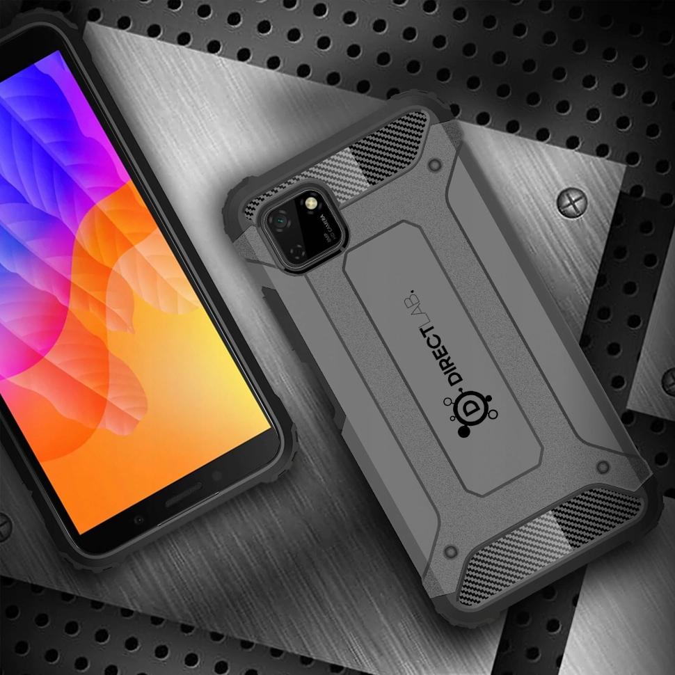 Купить DIRECTLAB HYBRID Бронированный чехол для Huawei Y5P на Otpravka - цены и фото - доставка из Польши и стран Европы в Украину.