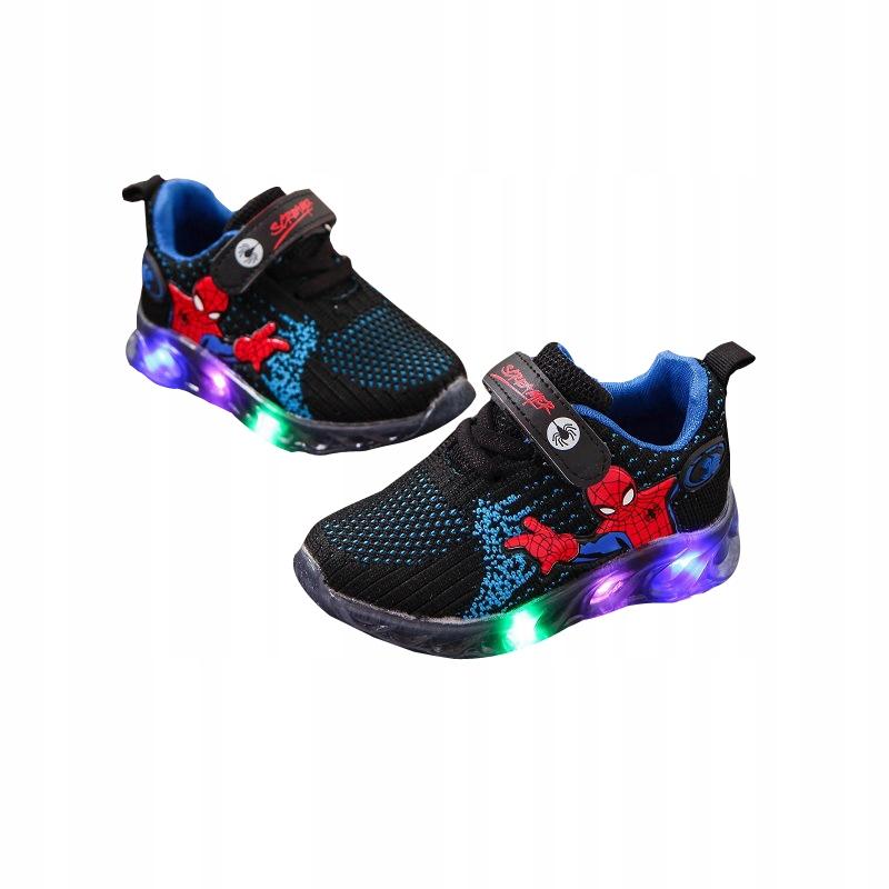 Adidasy buty LED świecące Dziecięce