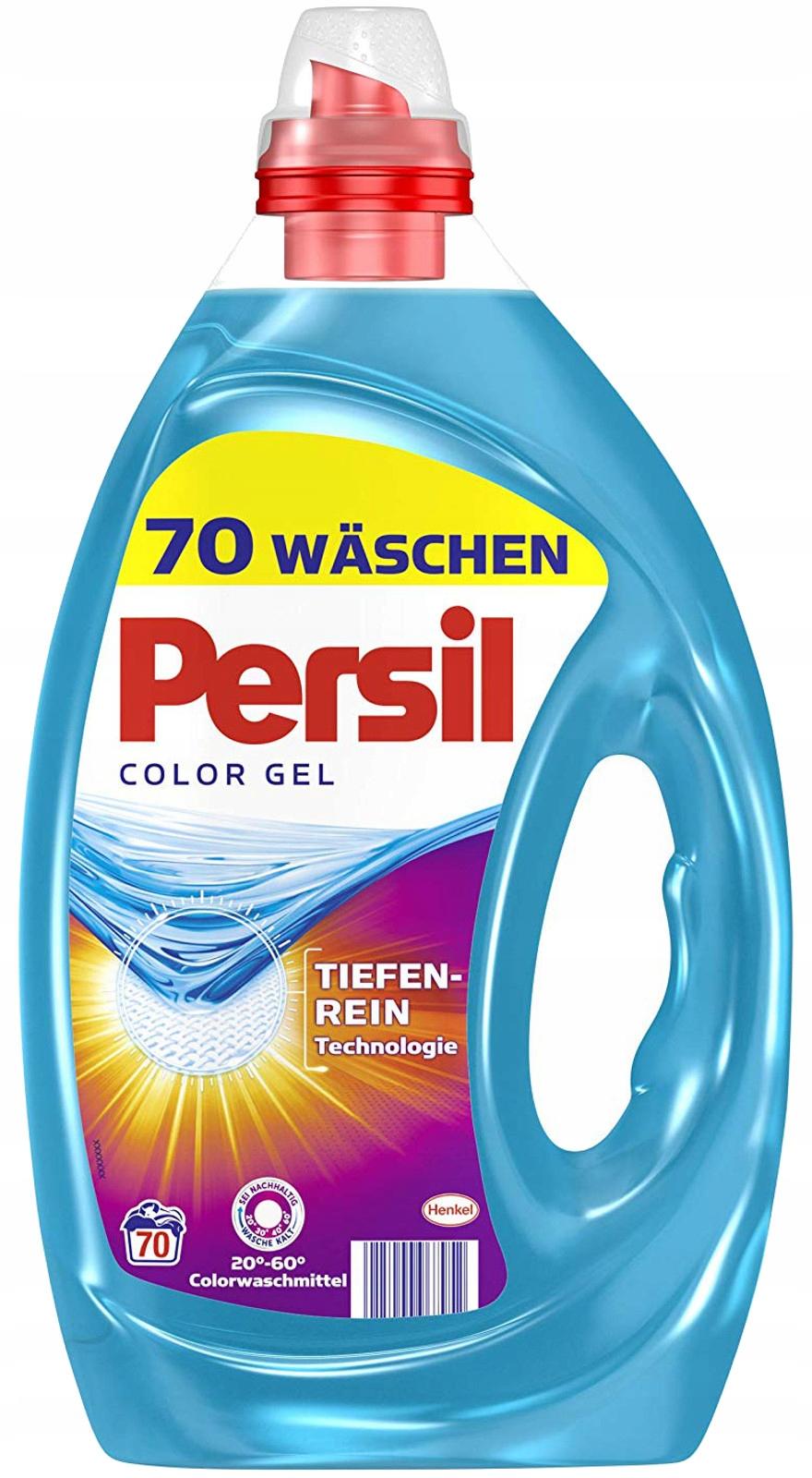 Persil Color Gel Farebný 70pr 3.5 L-DE