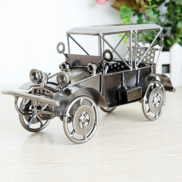 Auto RETRO - Handmade darčeky - Perfektný Darček