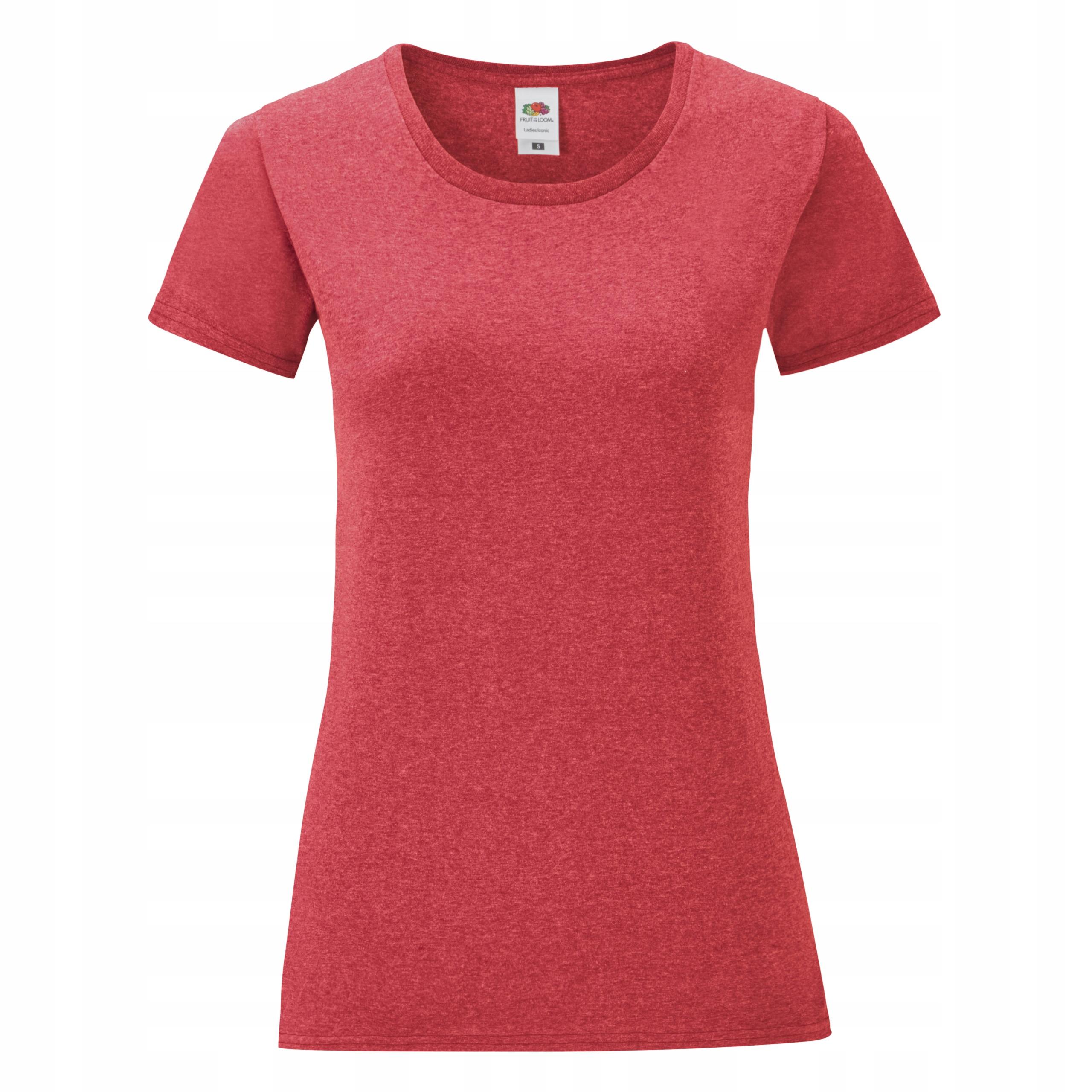 Damska koszulka t-shirt Iconic Fruit vh. red XL
