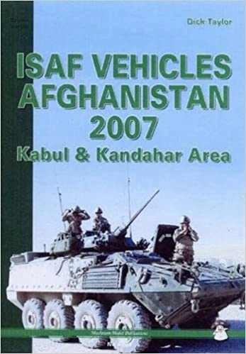 Isaf Автомобиль Афганистан 2007
