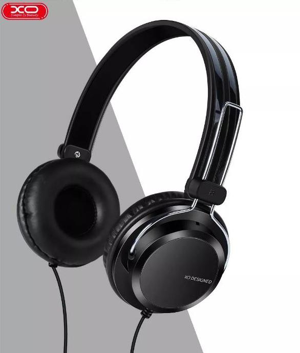 Słuchawki Nauszne Przewodowe Mikrofon Przeznaczenie uniwersalne