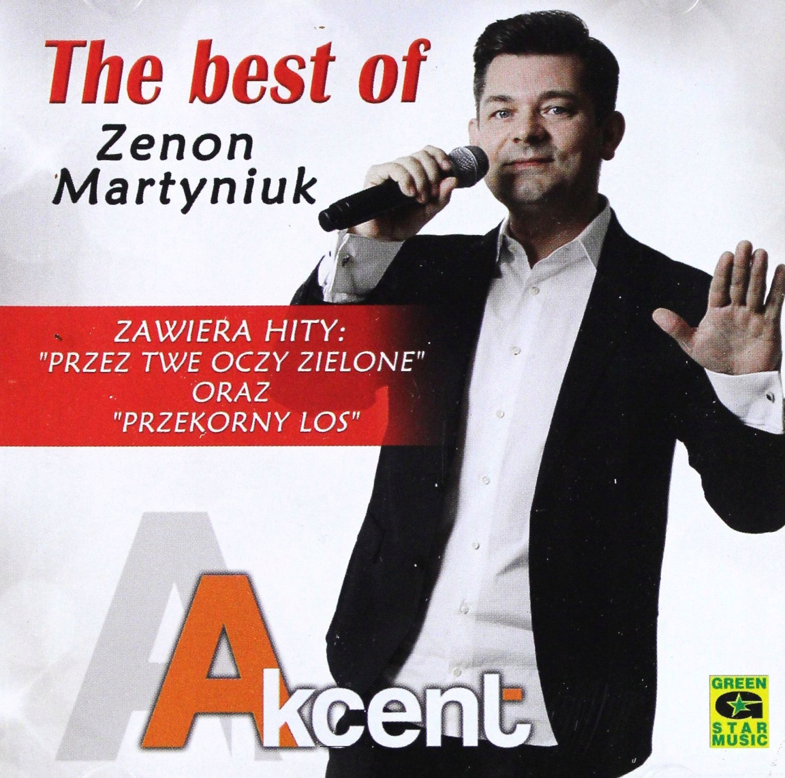 Item ANNA MARTYNIUK: THE BEST OF (CD)