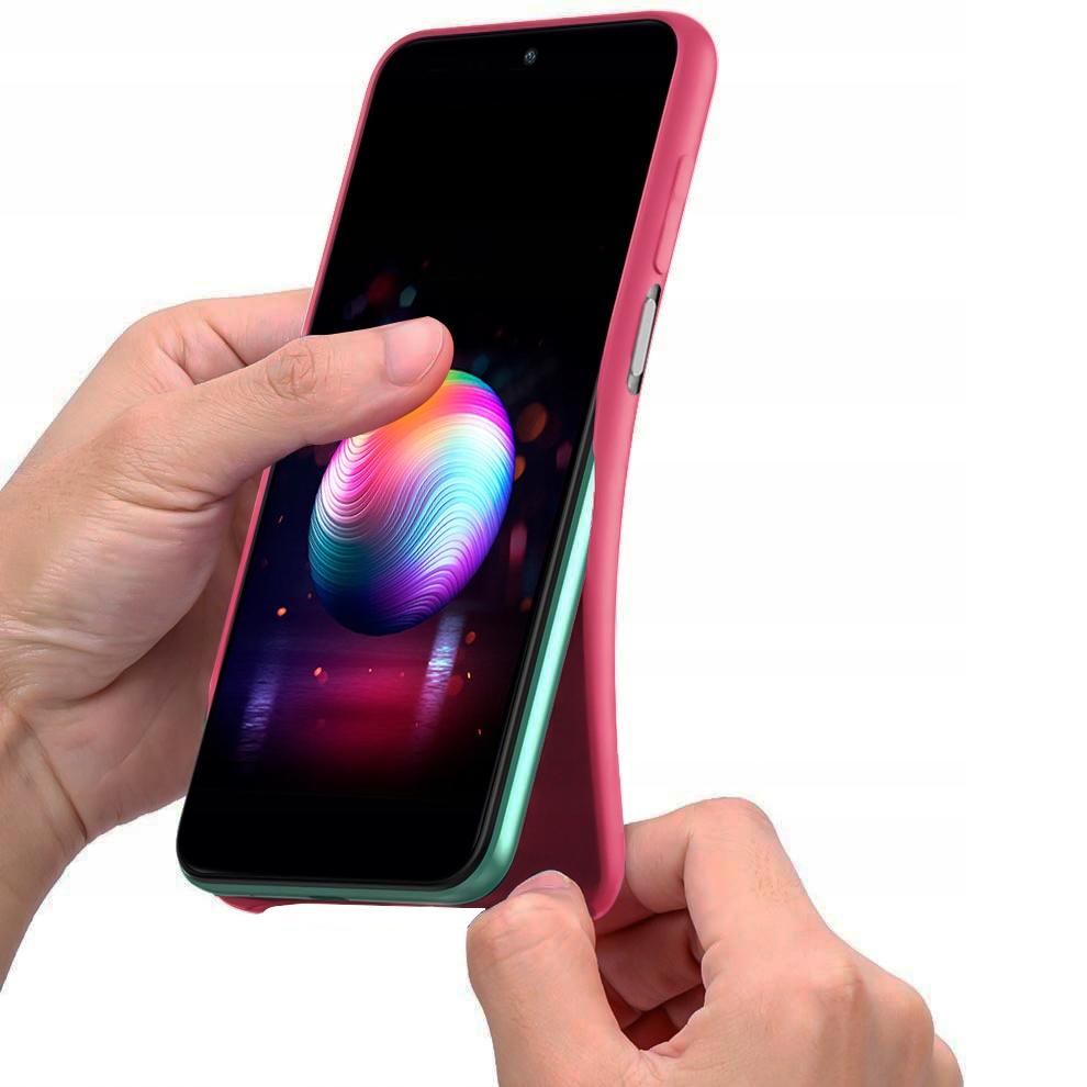 Etui do Xiaomi Redmi Note 9 Pro 9S Silikon + Szkło Producent Kraina GSM