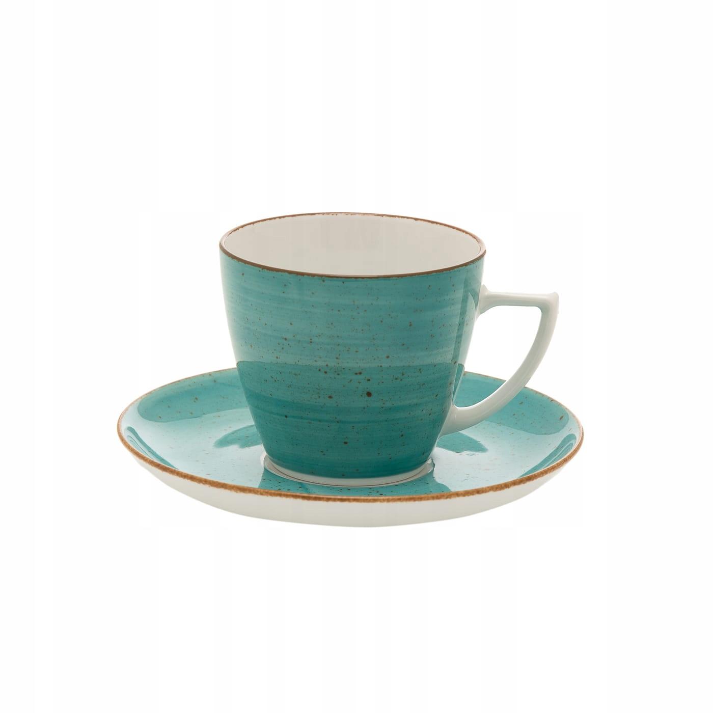 Чашка с блюдцем 350 мл Morski Lubiana