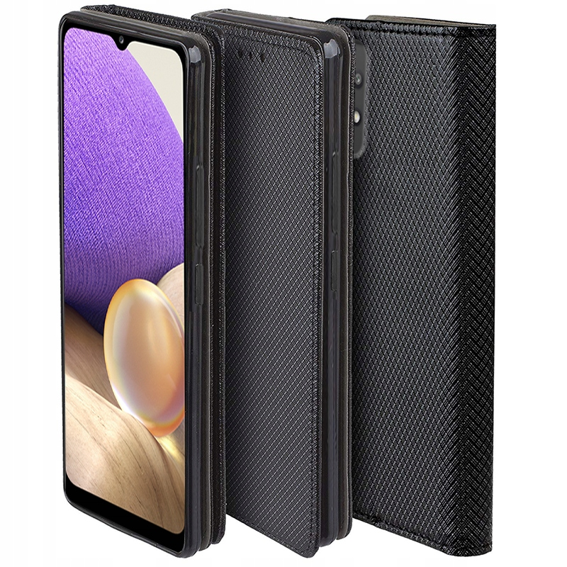 Etui MAGNET do Samsung Galaxy A32 4G Smart + Szkło Dedykowany model Samsung Galaxy A32 4G