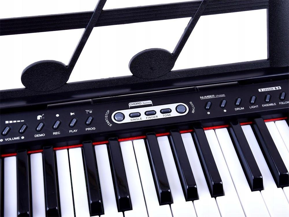 Organy MQ6151L 61 podświetlane klawisze IN0124 Bohater inny
