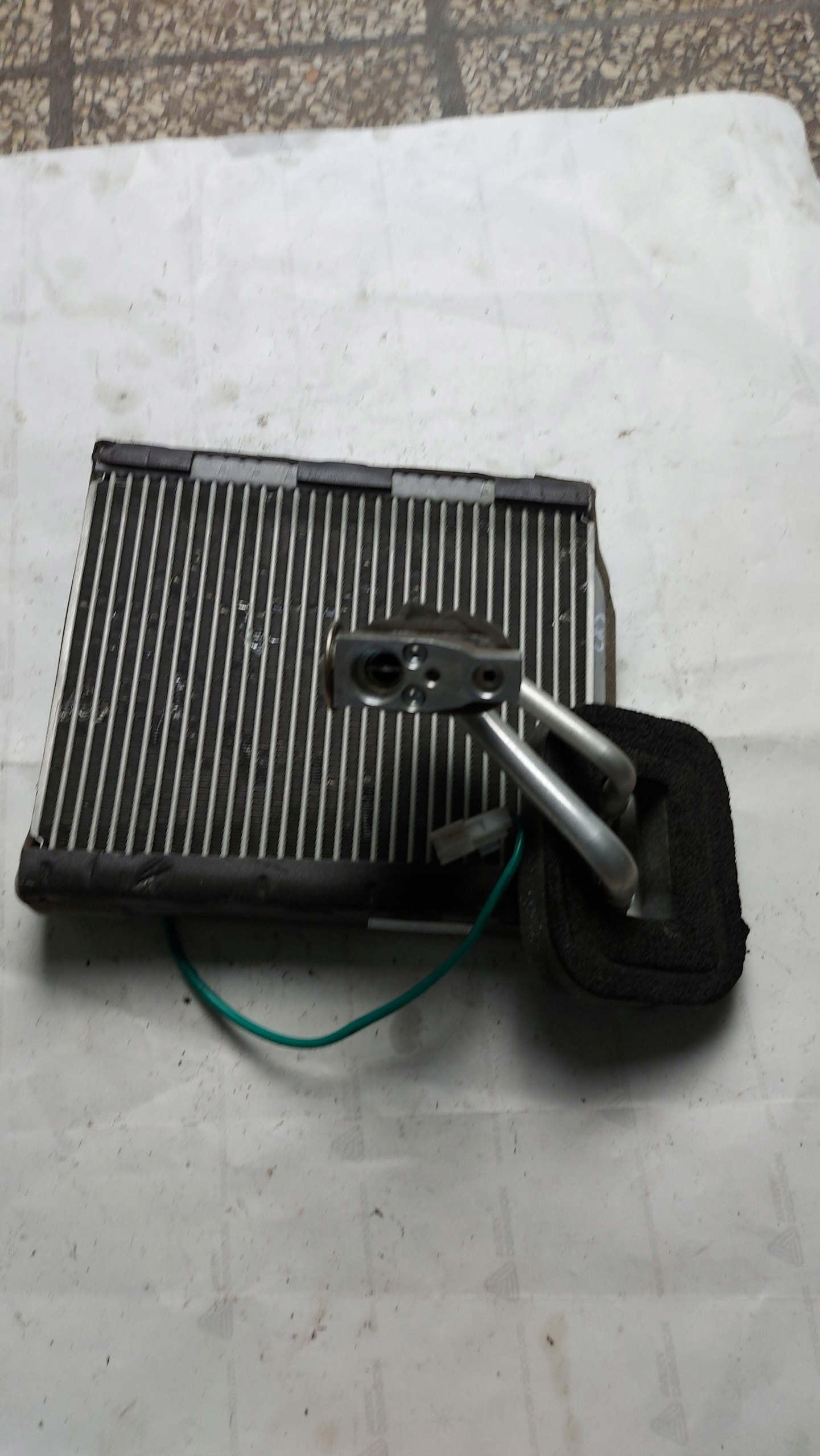 chŁodniczka испаритель нагревателя klima mazda cx3