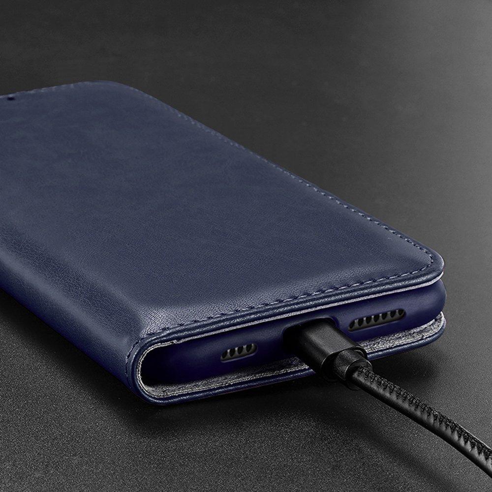 Etui Kado do iPhone 12 Pro Max niebieski + szkło Przeznaczenie Apple