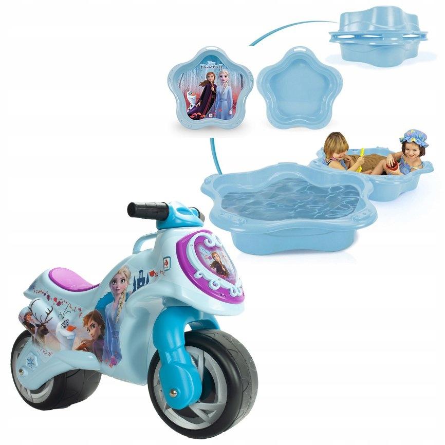 SADA Frozen Frozen SANDBOX 3v1 Ride-on Frozen